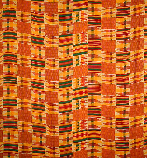 80 >> Indigo Arts Gallery | Art from Africa | Kente Cloth from Ghana