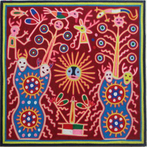 Indijska umetnost Huichol_cresencio3_fr