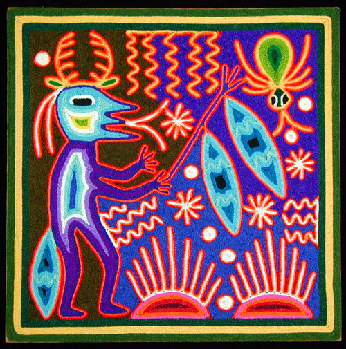 Indijska umetnost Huichol_jimenez2