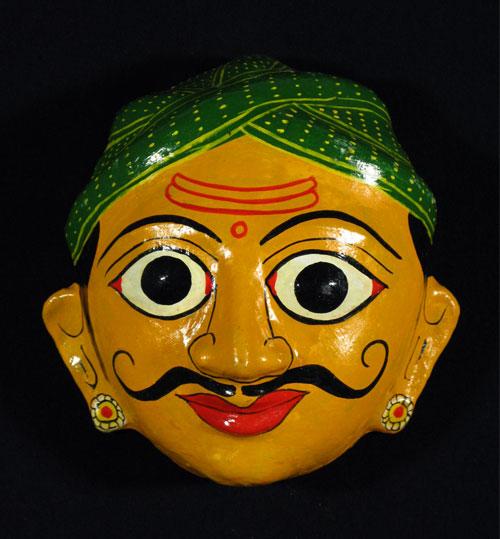 indigo arts gallery masks and sculpture from asia papier mache masks