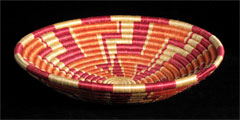 Medium Sisal Basket (#rwb-05)