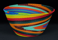 Telephone Wire Baskets 3 :  home designer bowl basket