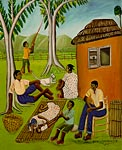 Untitled (Haitian Family)