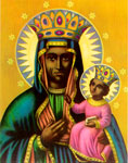 Mater Salvatoris/Erzulie Dantor (The Black virgin)