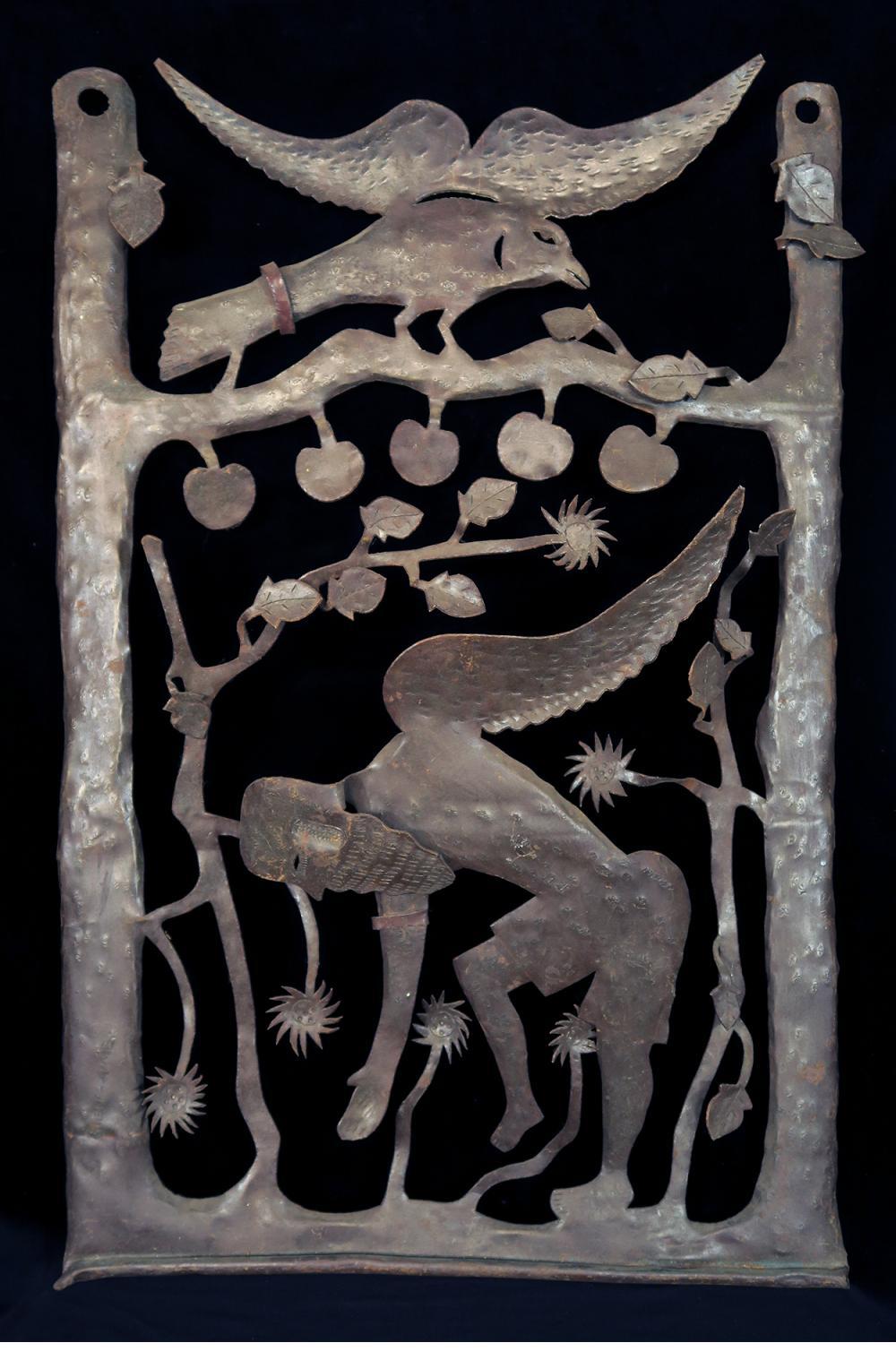 The Angel and the Bird - Gabriel Bien-Aimé