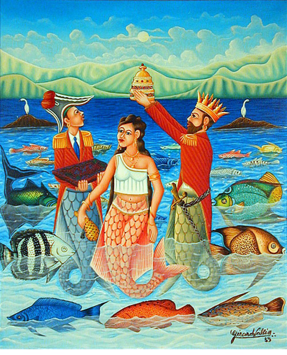 Masters of Haitian Art | Indigo Arts