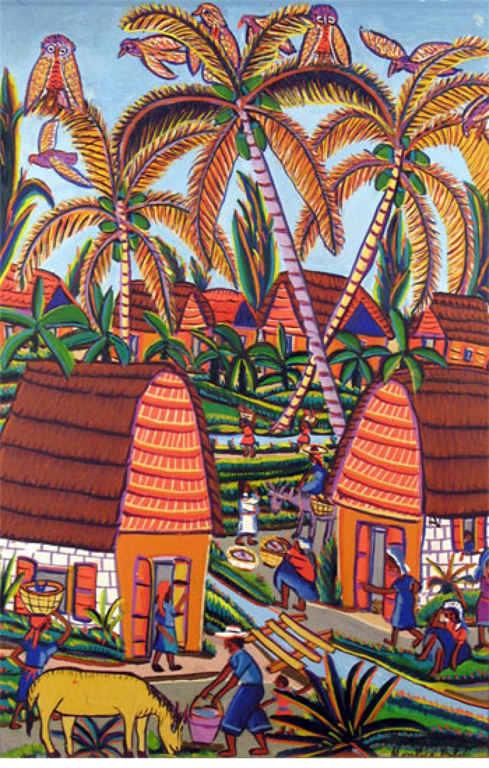 Haitian Art: Old Masters and New Visions | Indigo Arts
