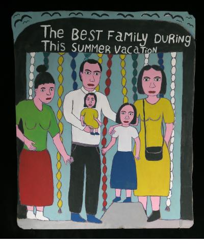 The Best Family - Herold Pierre-Louis (Haiti)