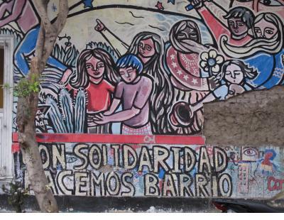 """""""Con Solidaridad Hacemos Barrio""""."""