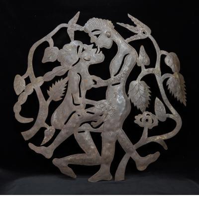 Adam and Eve - Jonas Pascal
