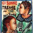 Ici Bonne Tresse Hairdresser's Mini Sign