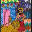 San Ignacio and the Lion