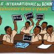 "Ecole Internationale du Benin ""Le laboureur et ses enfants"""