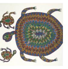 Bhil Paintings from Madhya Pradesh State