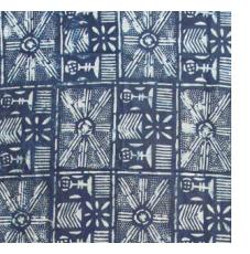 Indigo Textiles from West Africa