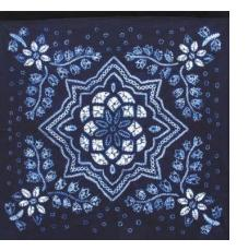 Indigo Tie-dye Textiles from China