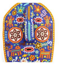 Masks from the Huichol Indians of Mexico