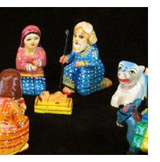 Folk Art from India