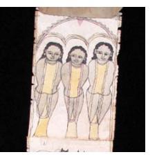 Santhal Jadupatua Scrolls from Bihar