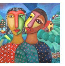 Painting from Kenya
