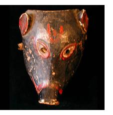 Masks from Nepal