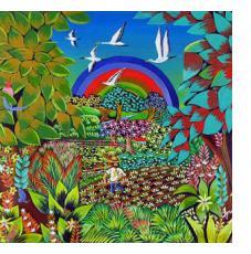 Nicaraguan Primitivista Art