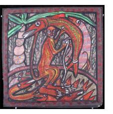 Nigerian Artists of the Oshogbo School