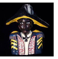 Haitian Papier Maché Sculpture
