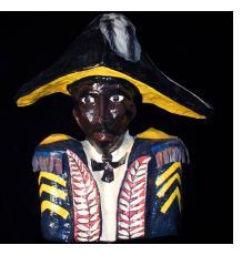 Haitian Papier Mache Sculptors