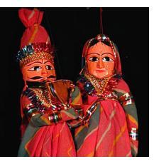 Rajastani Puppet Makers