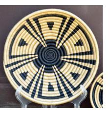 Baskets by Genocide Survivors in Rwanda