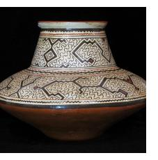 Shipibo Pottery from the Amazon of Peru
