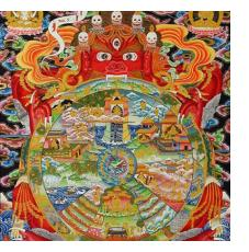 Thangka Paintings from Tibet and Nepal