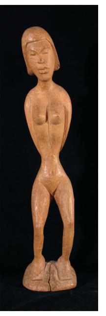 Nude Andre Dimanche