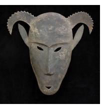 Djab - Vintage Haitian Steel Mask