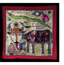 Bosou - Vodou Flag