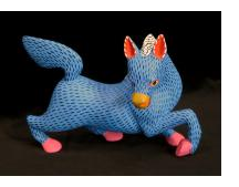 Caballito (Blue Pony)