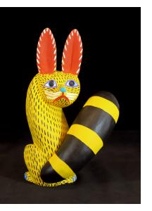 Zorro Amarillo (yellow fox)