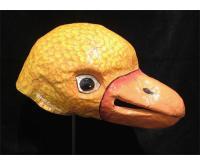 Duck Carnival Mask