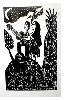O Poeta No Morro (The Poet on the Hill)