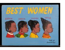 Best Women - Mini Signboard