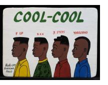 Cool-Cool - Mini Signboard