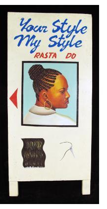 Your Style My Style RASTA DO - Hair Sign