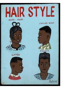 Hair Style - Mini Signboard