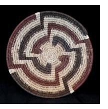 Palm Fiber Basket