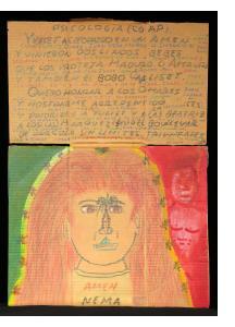 Amen Nema - Portrait of Woman