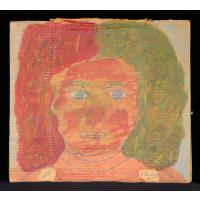 Pachamama o Madre Tierra (Portrait of Woman)