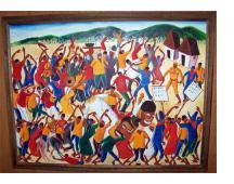 Casimir Laurent (1928-1990, Port-au-Prince, Haiti)
