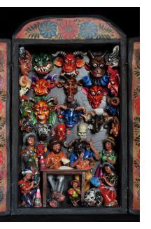 Mask Shop Retablo (version 11)
