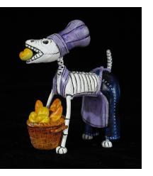 Perro con Pan - Retablo Ornament